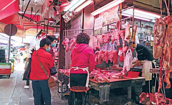 通脹率放緩至1.9% 豬肉鮮菜私人租金下調
