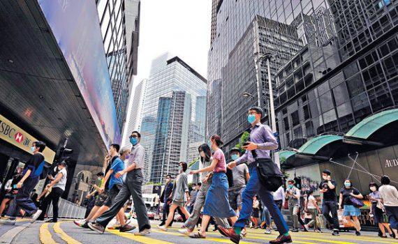 港企明年薪酬 料僅加1.8% 大灣區最多加8.8%
